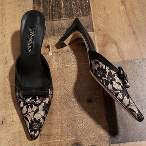 6.5 Brighton Lace Heels
